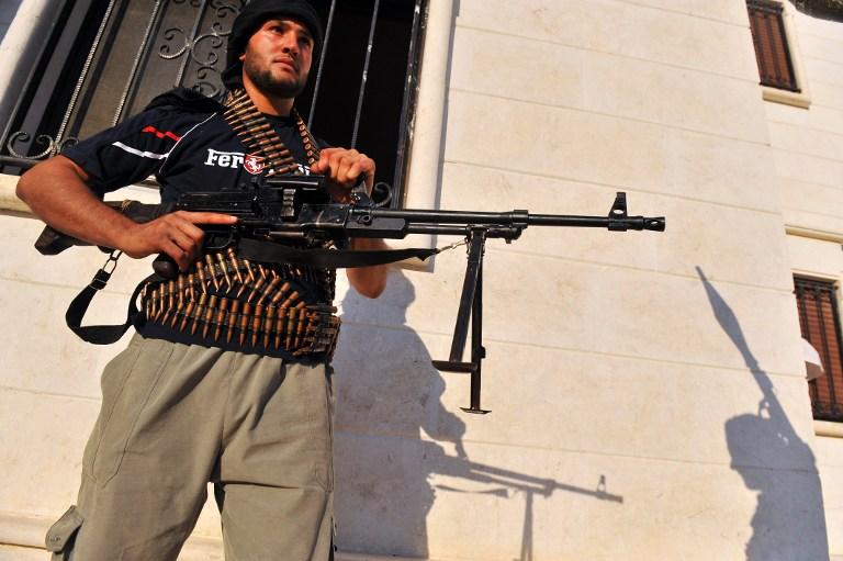Сирийские повстанцы собираются штурмовать аэропорт Дамаска