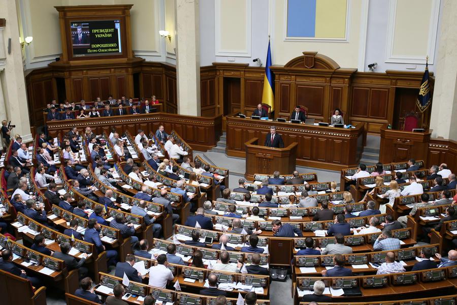 Украина может расторгнуть договор с Россией об Азовском море и Керченском проливе