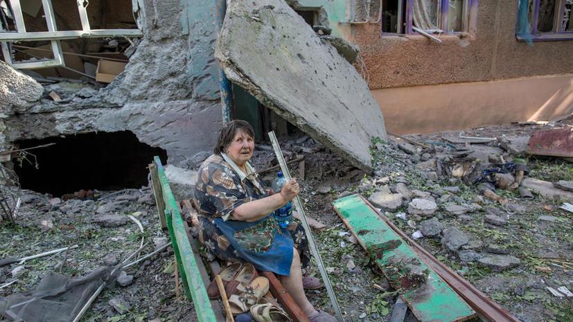 «Люди не хотят умирать ни за что»: очевидцы рассказали о покинутых жителями Славянске и Краматорске
