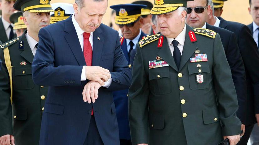 Турецкий депутат: Правительство Эрдогана закрывает глаза на контрабанду оружия и боеприпасов в Сирию