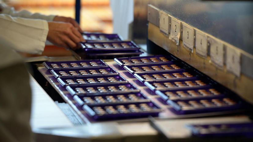 Российские кондитеры готовы полностью заместить запрещённые украинские конфеты