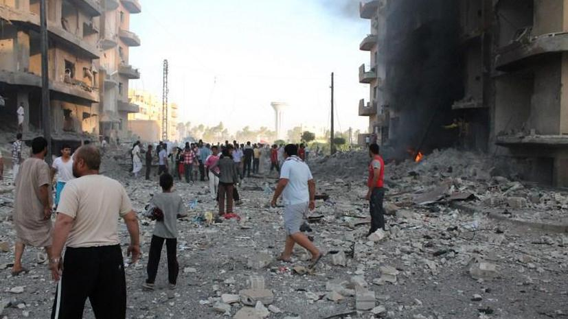 Сирия согласилась с условиями проведения инспекций ООН по химоружию
