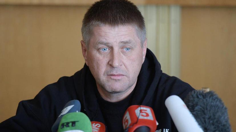 Вячеслав Пономарёв: В результате обстрела в Славянске разрушена школа и детский сад