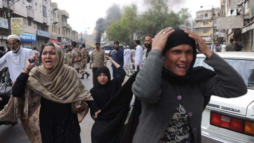 В Пакистане совершен теракт против процессии шиитов: погибли 7 человек