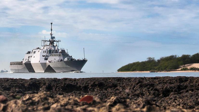 Новые военные корабли США легко могут быть взломаны хакерами