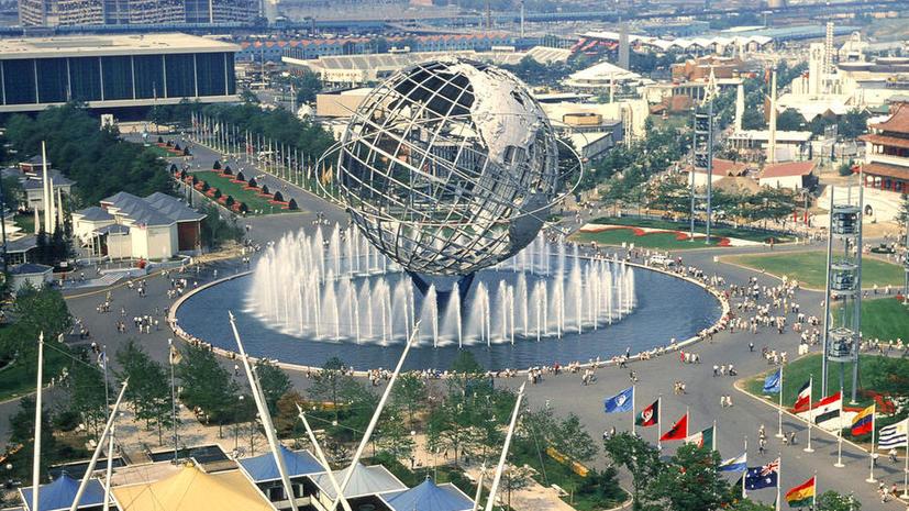Создатели Всемирной выставки 1964 года смогли предсказать развитие мобильной связи и компьютерной техники