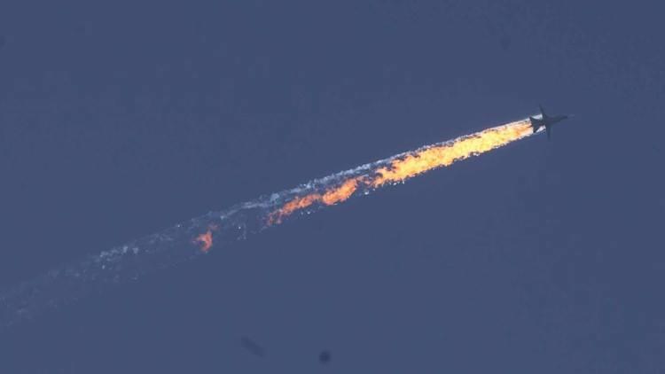 Посол России во Франции подтвердил спасение второго пилота сбитого Турцией Су-24
