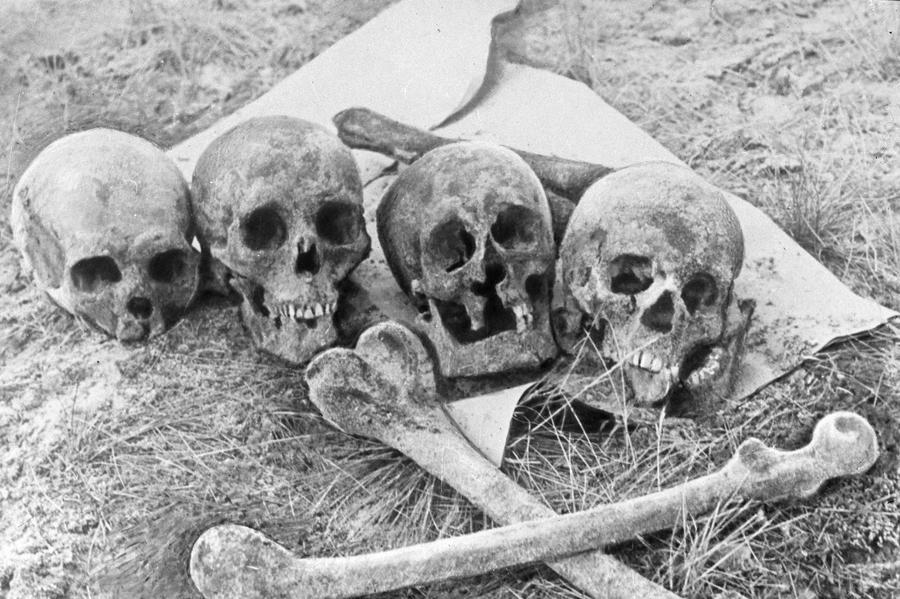 Человеческие останки найдены в коробке на пражской улице