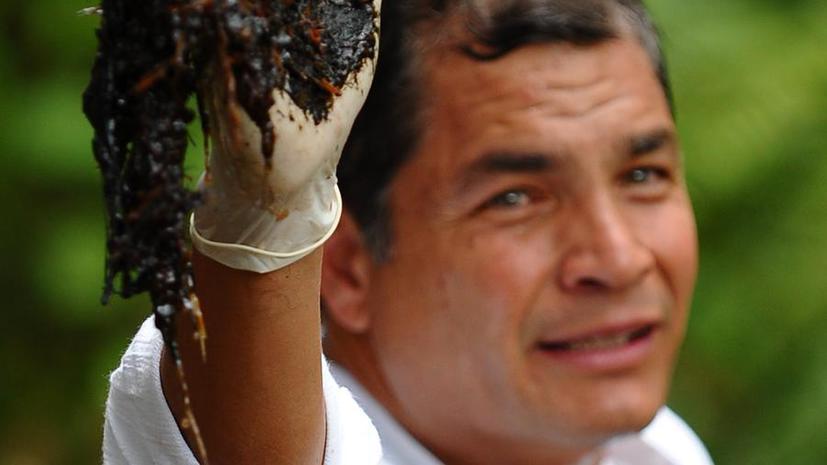 США отказали в визах пяти эквадорцам, которые должны были выступить в ООН