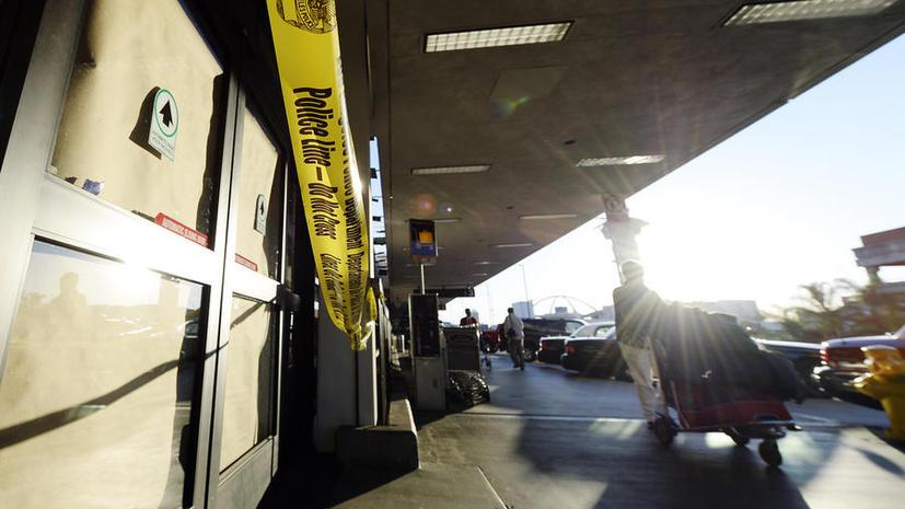 Международный аэропорт Бирмингема в американском штате Алабама восстанавливает работу после эвакуации