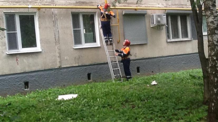 Спасатели обезвредили москвича, угрожавшего взорвать жилой дом