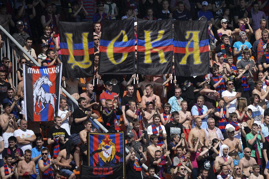 Болельщики футбольного ЦСКА призывают бойкотировать финал Кубка России в Грозном