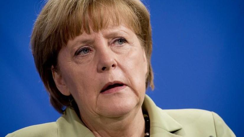 Европейцы устали от экономии, но готовы терпеть дальше, считает Ангела Меркель