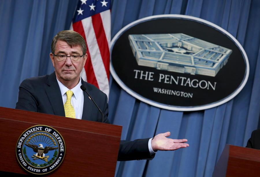 Пять вызовов Пентагона: Эштон Картер назвал Россию одной из главных угроз для США