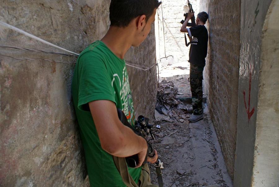 Разочарованные сирийские боевики переходят на сторону правительства