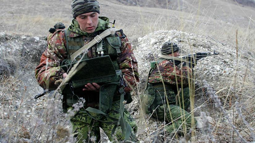 Российская армия начала переходить на цифровую связь