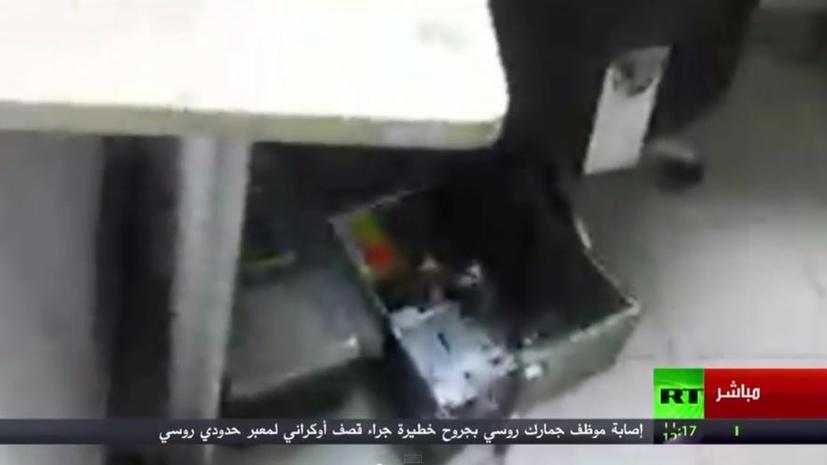 Израильские солдаты ворвались в корпункт RT и уничтожили в нём оборудование