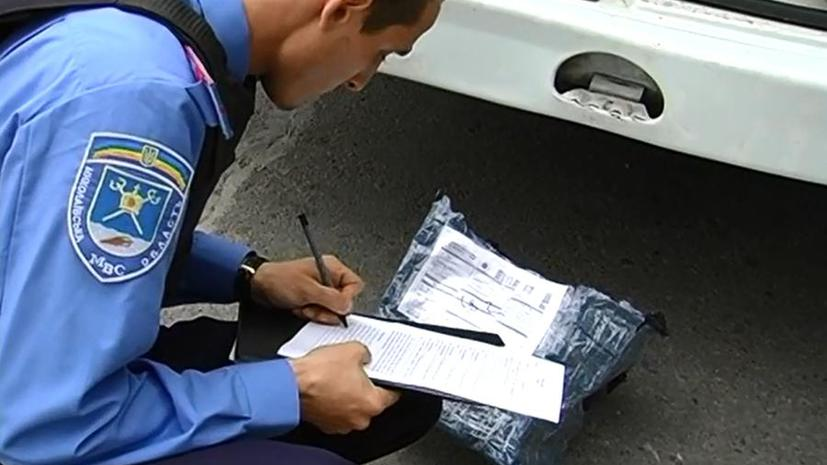 Мэру Николаева на Украине прислали посылку с головой собаки и гранатой