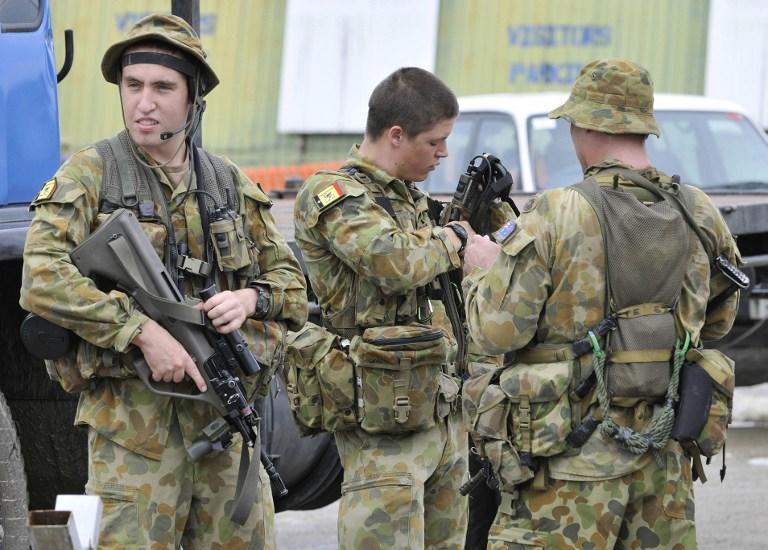 Австралийский спецназ обвиняют в издевательствах над трупами афганцев: мёртвым талибам отрубали руки
