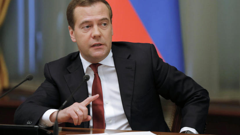 Дмитрий Медведев высказался против досрочного роспуска Госдумы