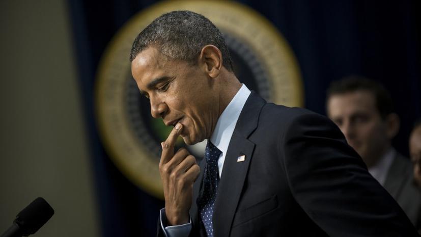 Обама подписал закон о временной отмене потолка госдолга