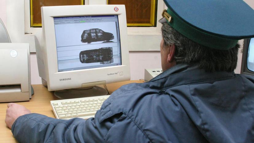 Украинские пограничники обнаружили в топливном баке россиянина 180 млн рублей