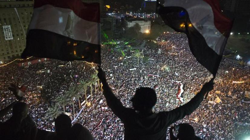 Уличные столкновения произошли в десятках городах Египта: сообщается об убитых и раненых