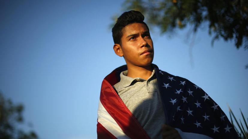 Более 10 тыс. беспризорников были задержаны на южной границе США за два месяца