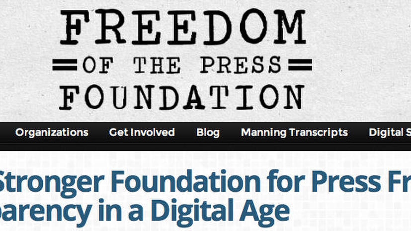 Фонд «За свободу прессы» сделает безопасной деятельность информаторов