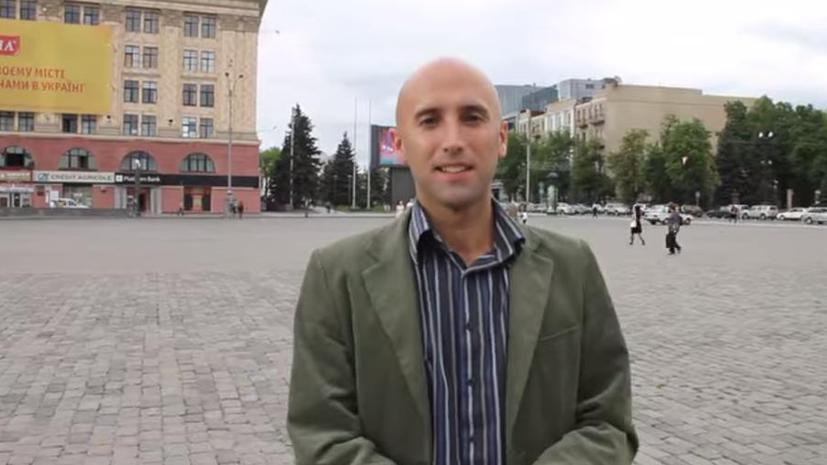 «Евромайдан» обвинил независимого британского журналиста в сотрудничестве с террористами