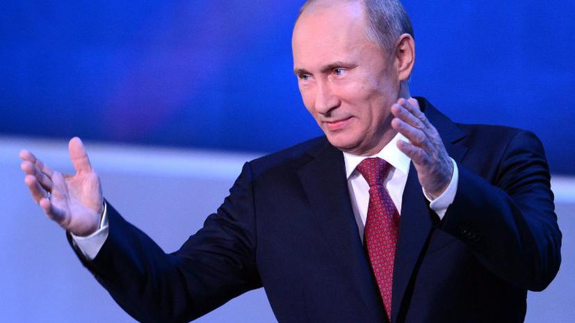 Путин: Многовекторное сотрудничество выведет Россию и Индию в мировые лидеры