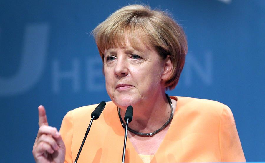 Ангела Меркель против списания греческих долгов