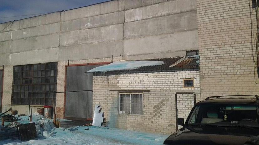 В Челябинске и нескольких посёлках Южного Урала выпал синий снег