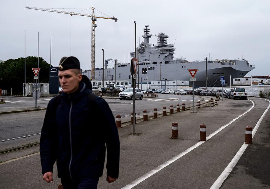 Французские СМИ: «Мистрали» и санкции показали всему миру несамостоятельность Европы
