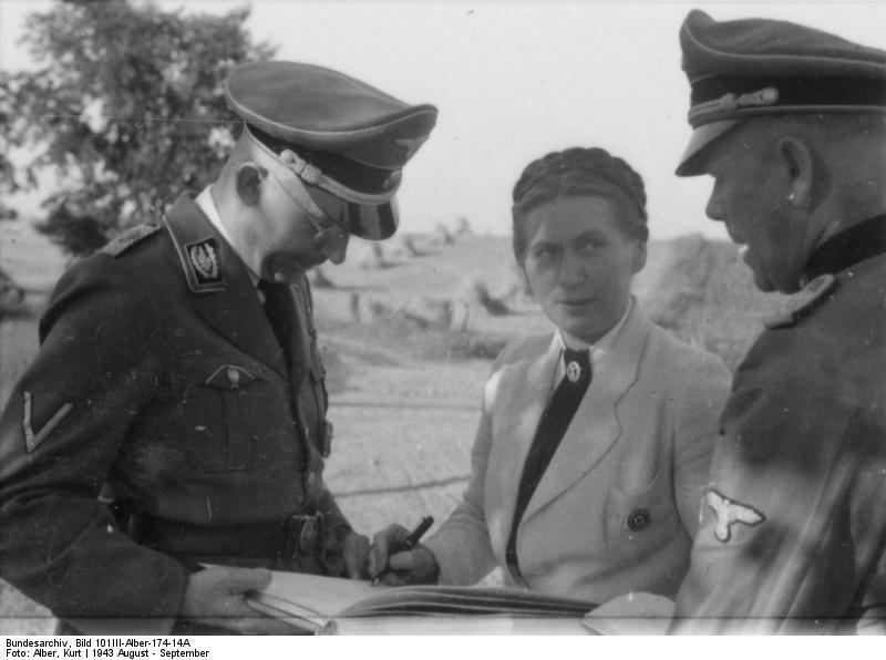 В Федеральном архиве Германии обнаружили учебник для невест нацистов