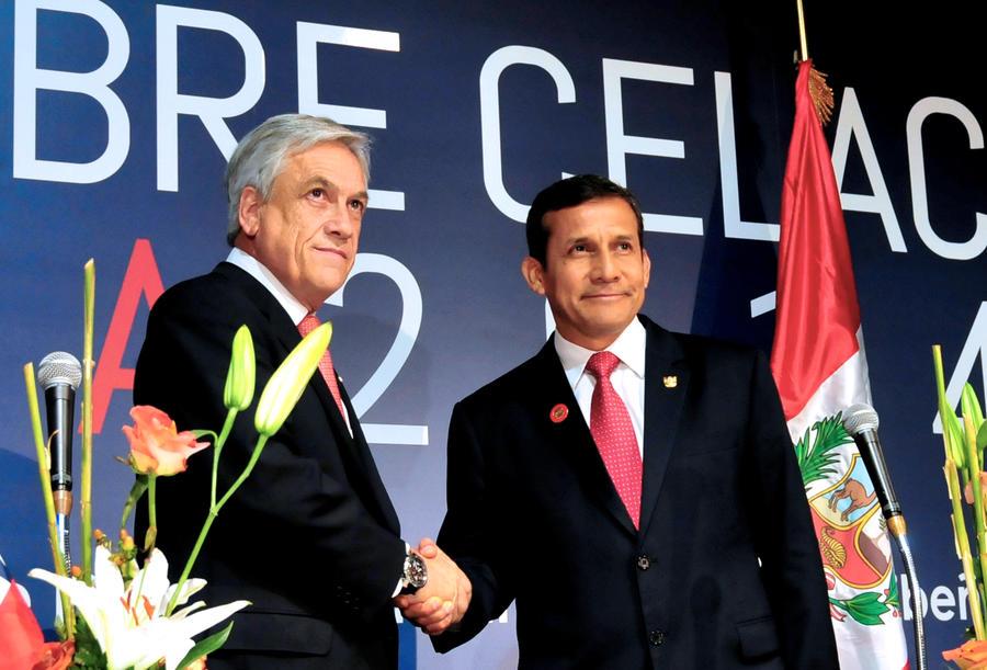 Перу и Чили прекратили спор из-за морской границы
