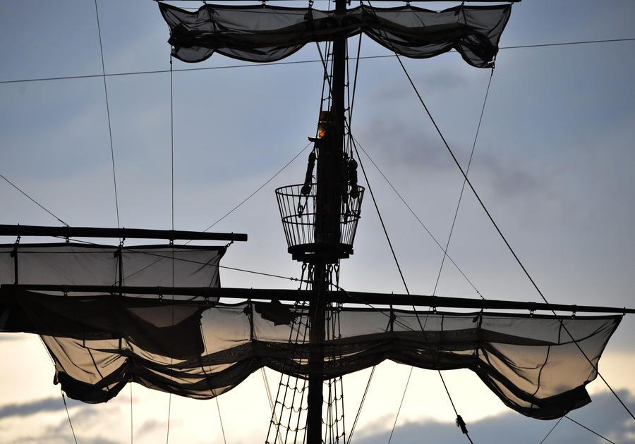 Власти Бельгии арестовали знаменитого пирата