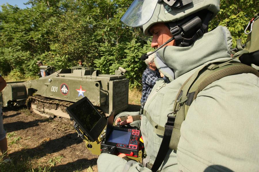 СМИ: Российская армия может получить нового боевого робота