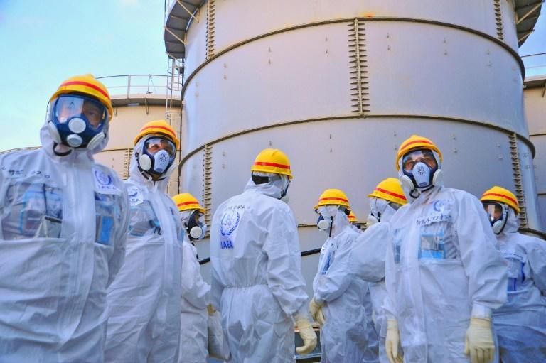 Уровень радиации в грунтовой воде под «Фукусимой» достиг максимума с момента аварии