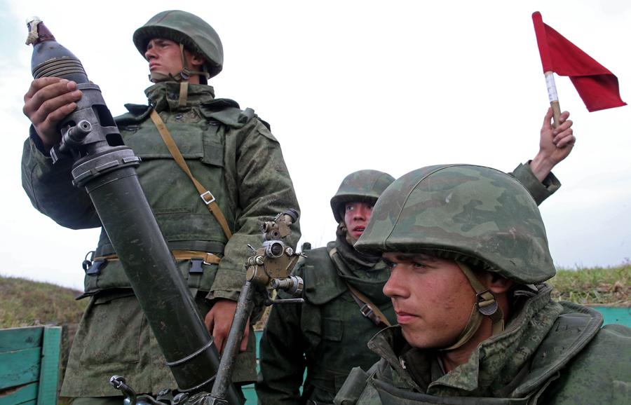 В России принята новая военная доктрина