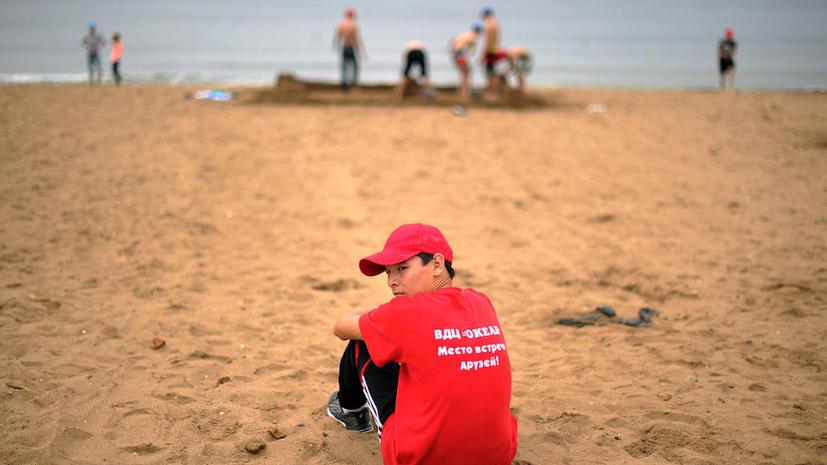 СМИ: вместо детей из затопленных районов Дальнего Востока к морю поехали отдыхать отпрыски местных чиновников