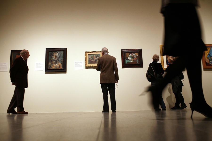 В Германии нашли похищенные нацистами картины стоимостью более €1 млрд