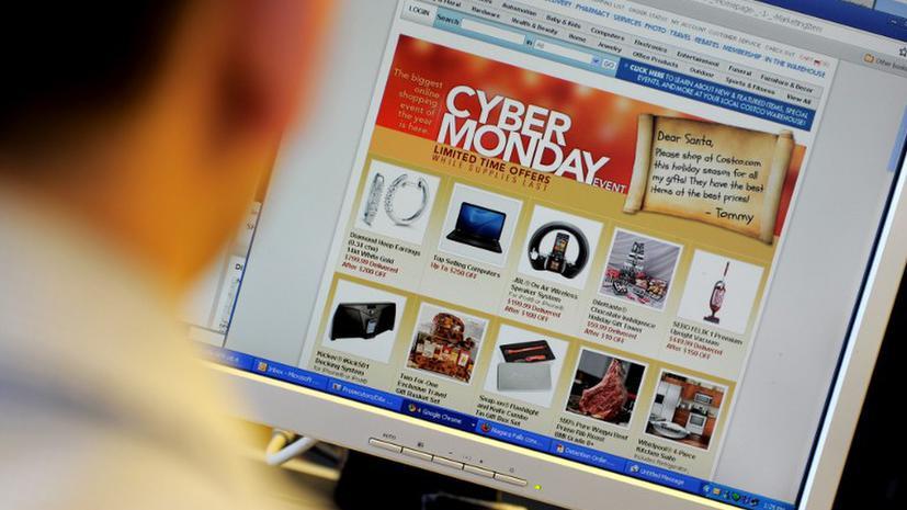 Американцы потратили на интернет-покупки после Дня благодарения более $ 2,5 млрд