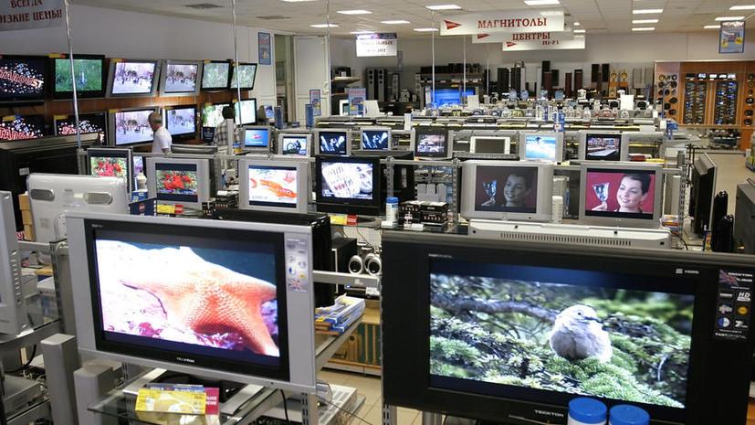 Жители Донецка требуют возобновить трансляцию российских каналов