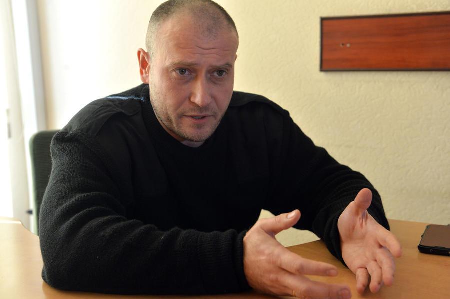 Суд в Москве заочно арестовал лидера украинского «Правого сектора» Дмитрия Яроша