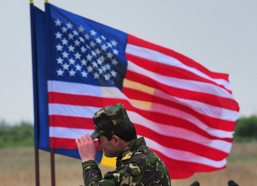 В Румынии началось строительство наземной базы европейской ПРО