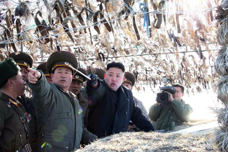 Северная Корея готова напасть на южных соседей, используя дроны