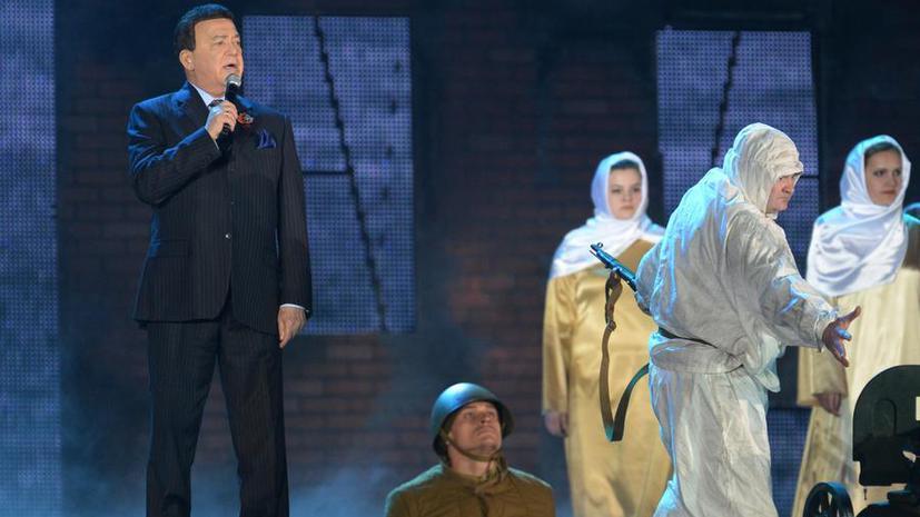 Иосиф Кобзон: Украинцы приплыли не туда на корабле «майдана»