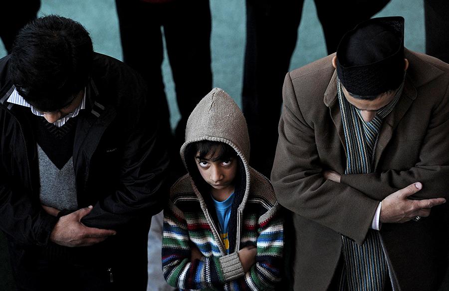 На улицах Лондона появились «шариатские патрули»