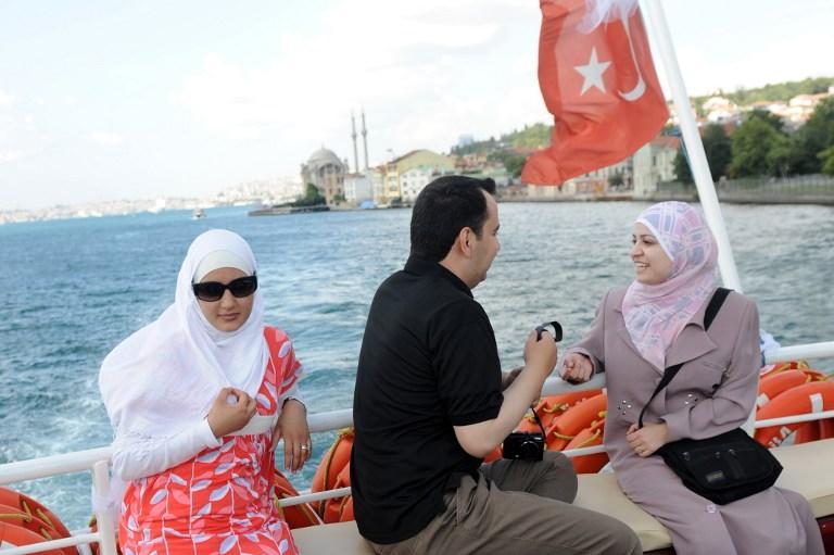 Беспорядки нанесли туристическому бизнесу Турции ущерб в €54 млн